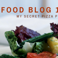 Food Blog: My Secret Pizza Place!