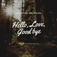 Hello, Love, Good bye